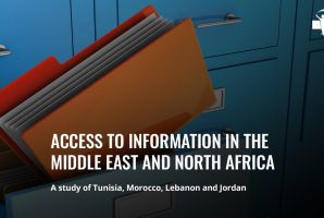 Access to Information in the Middle East and North Africa