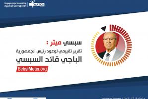 تقرير تقييمي لسنتين منذ تولي الباجي قائد السبسي رئاسة الجمهورية