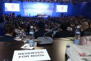 """مشاركة منظمة """"أنا يقظ"""" في مؤتمر الدول الأطراف لاتفاقية الأمم المتحدة لمكافحة الفساد"""