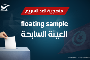 The Floating Sample method: Optimizing Election Observation