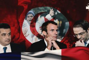 فرنسا تتدخل في السيادة الوطنية وتستعمل الشاهد لمساعدة المبروك