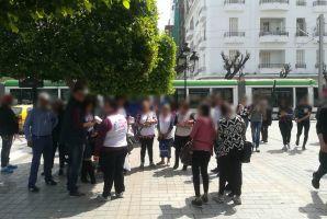 الاتحاد المدني يخرق القانون الانتخابي بتوزيع مطويات على الأمنيين