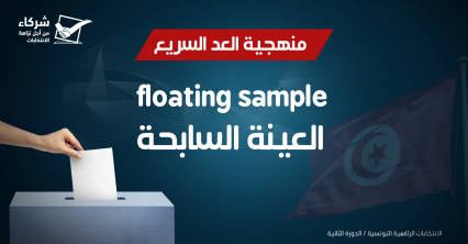 The Floating Sample method: Optimizing Election Observation