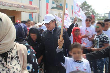أطفال في الخدمة.. حملات انتخابية بسواعد قصّر