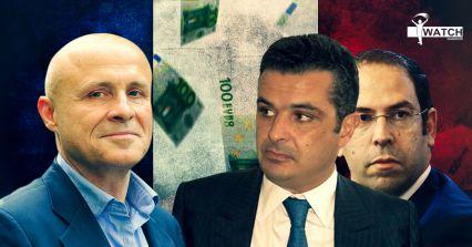 سفير فرنسا بتونس يؤكد تدخل الحكومة التونسية لرفع التجميد على مروان المبروك
