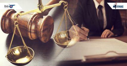 حَكَمَ القاضي بالغش في المناظرة
