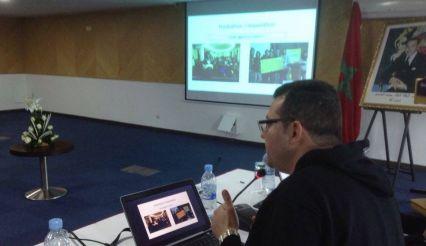 """مشاركة """"أنا يقظ"""" في ورشة تبادل خبرات بالمغرب حول دور المجتمع المدني في الحوكمة المفتوحة"""