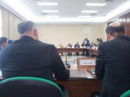 """""""أنا يقظ"""" تشارك في جلسة الاستماع إلى وزير الطاقة والمناجم"""