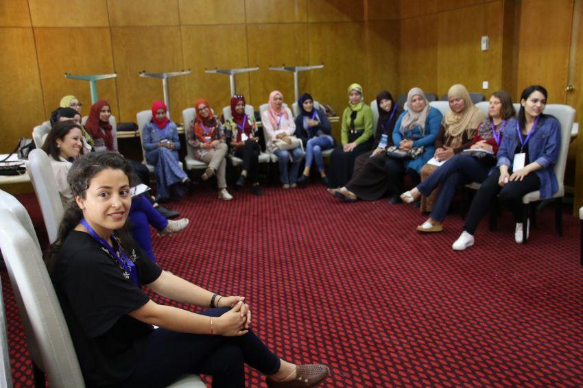 دورة تدريبية للمرأة الريفية في ريادة الأعمال: مشروعك