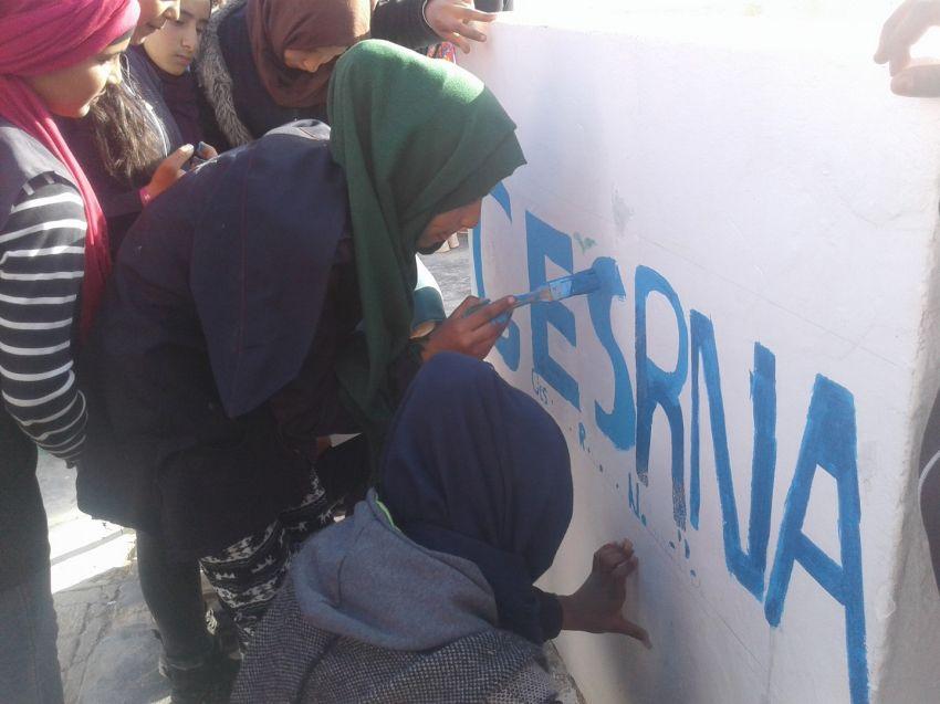 مشروع جسرنا: حملة تحسيسية في عدد من المدارس الاعدادية والمعاهد الثانوية بولايتي تطاوين ومدنين